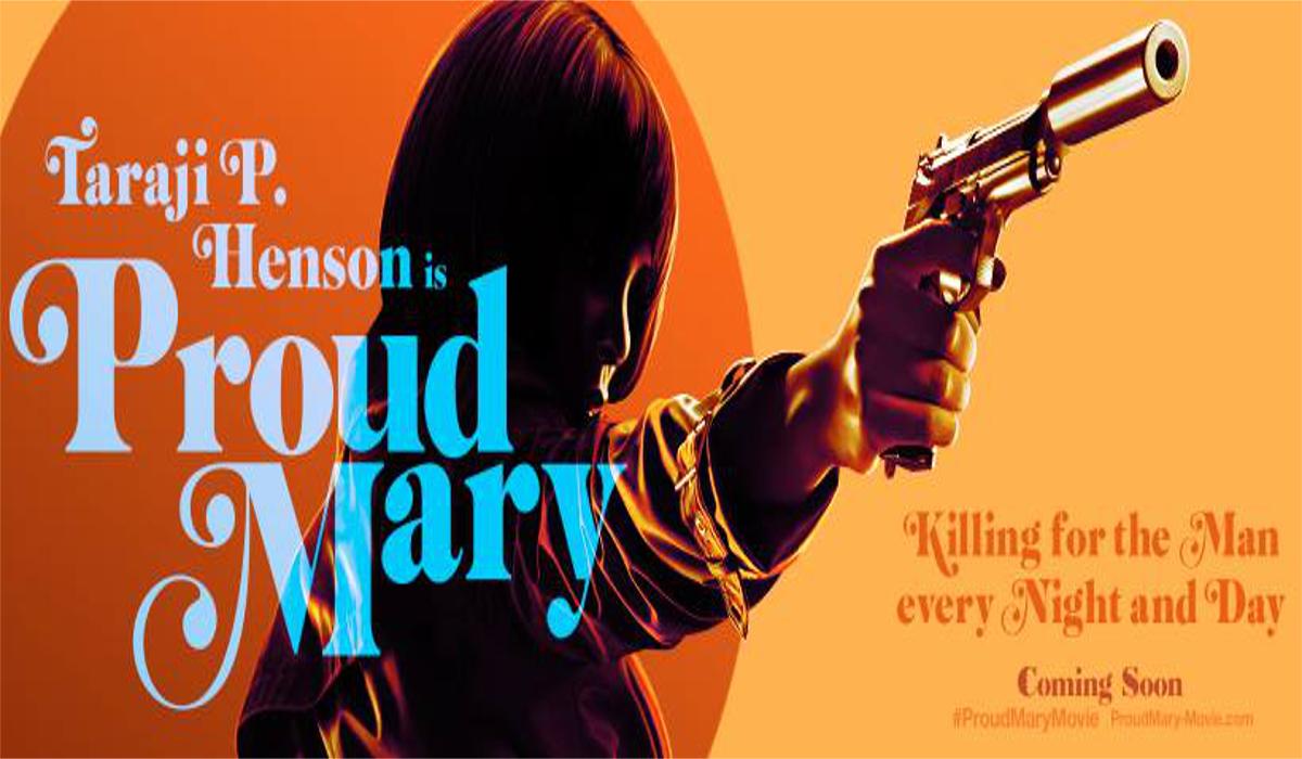 Proud Mary Trailer Deutsch