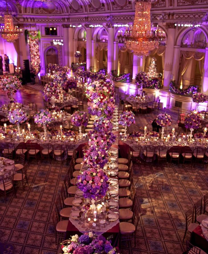 Wedding At The Plaza Hotel Atelier Isabey Luxury Wedding Invitations Wedding Table Settings Wedding Decorations