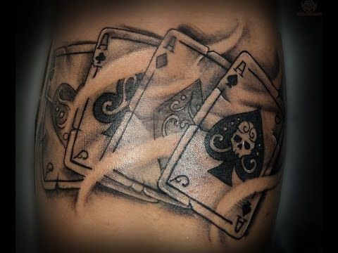 Tatuajes de los 4 ases de poker how to increase ur bet but always win on roulette