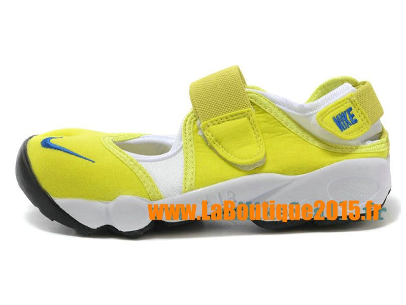 Nike Air Rift GS Chaussures Nike Femme Running Pas Cher Pour Femme Nike Blanc b224b8