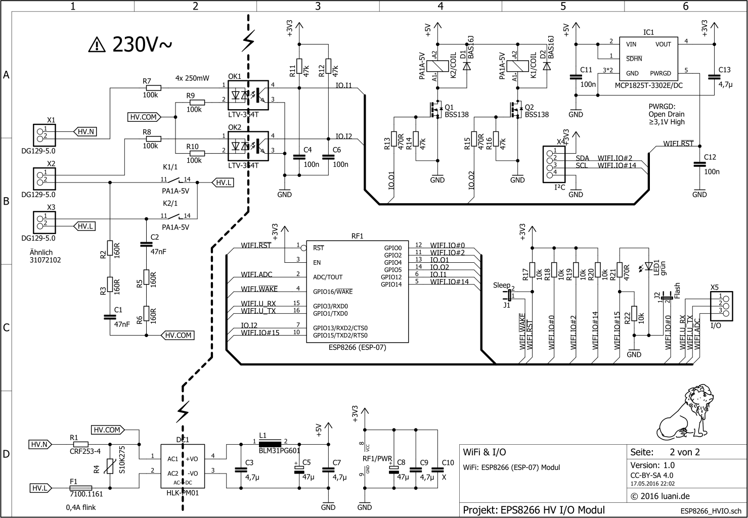 Großartig Open Source Schaltplan Capture Fotos - Der Schaltplan ...