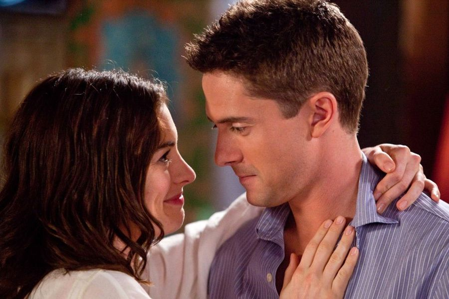Topher Grace Anne Hathaway In Valentine S Day Fav Movie