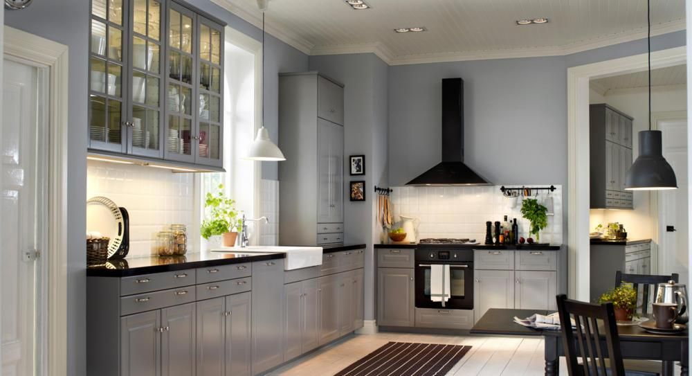 die besten wohntipps f r die k che arbeitslicht und stimmungslicht k che pinterest ikea. Black Bedroom Furniture Sets. Home Design Ideas
