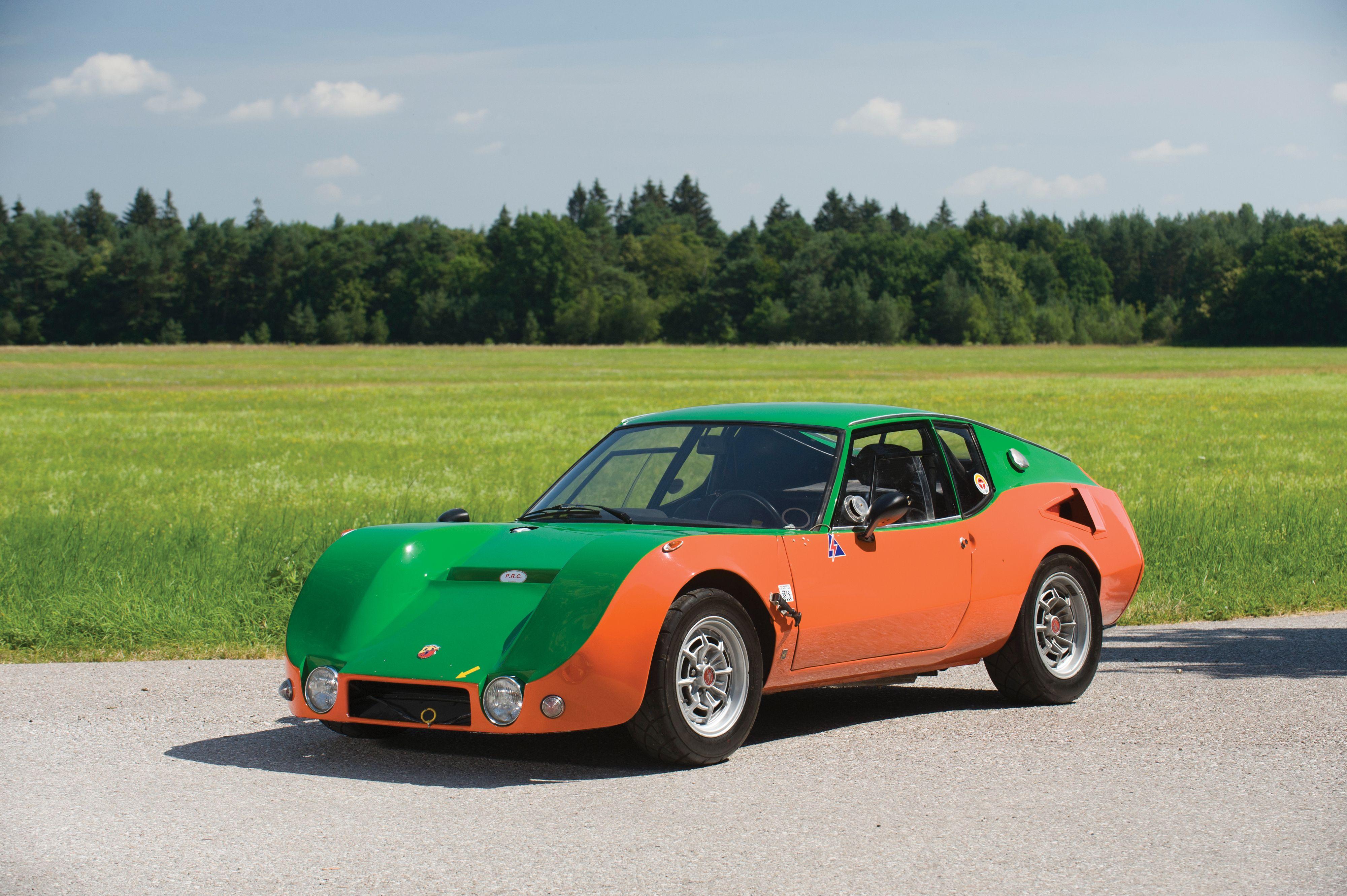 Abarth Scorpione 1300 Corsa (Tipo 104/N) \'1968–69 | Autos-motors ...
