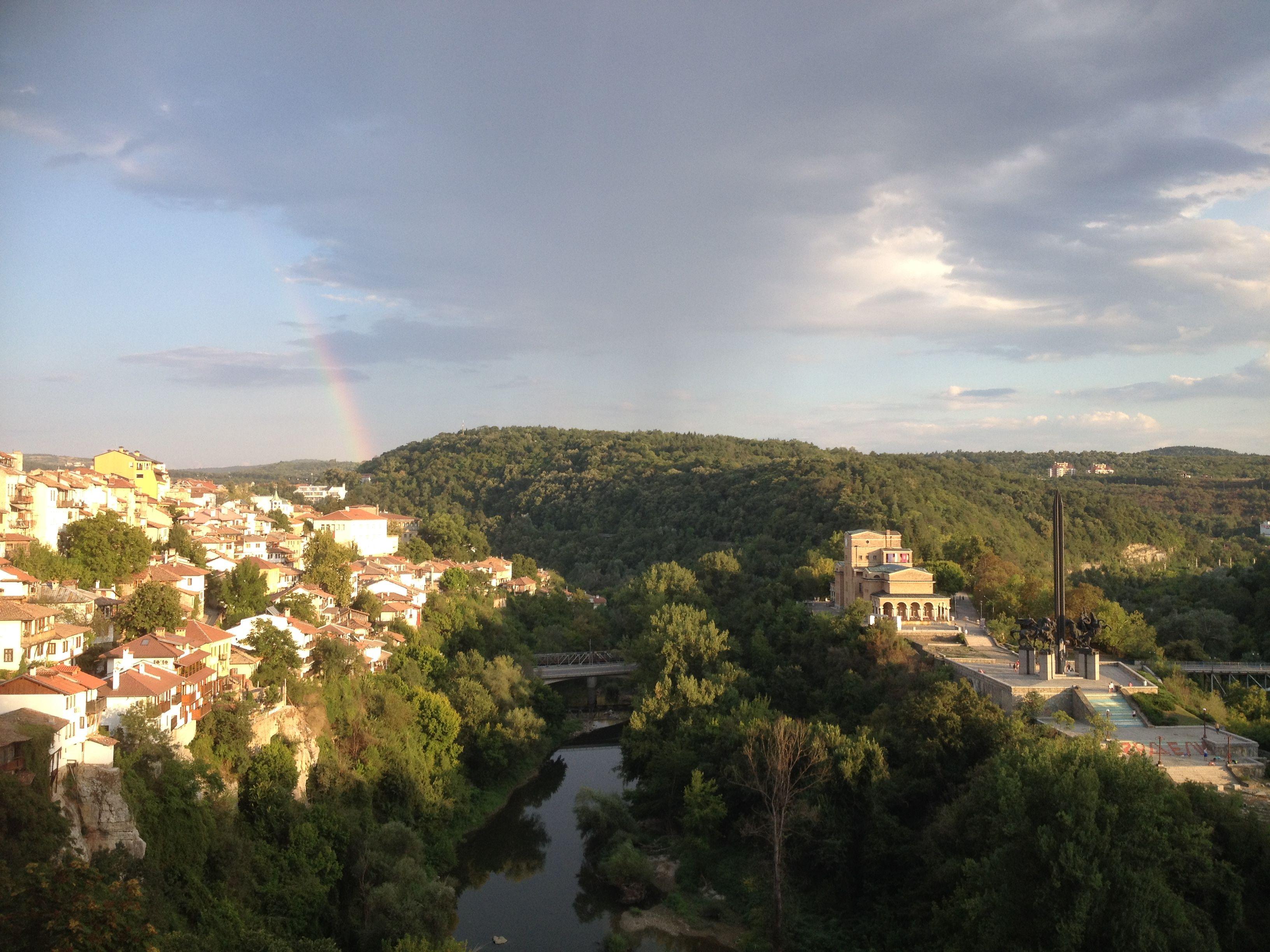 Veliko Tărnovo Veliko tarnovo, Natural landmarks, Places