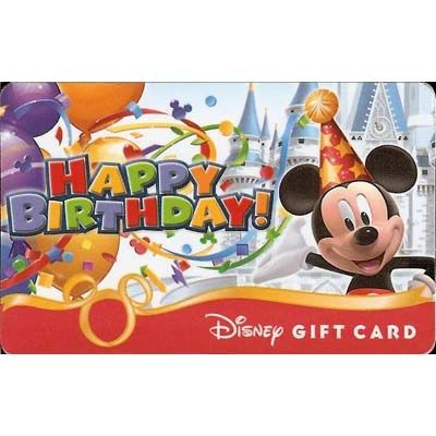 collectible gift cards Google Search – Disney Birthday Cards