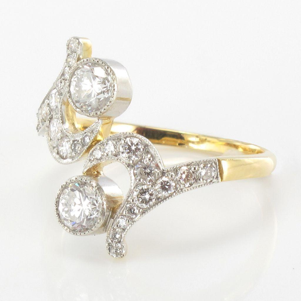 bague diamant merveilleuse