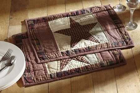 quilted placemats - Google Search | quilts | Pinterest : country quilted placemats - Adamdwight.com