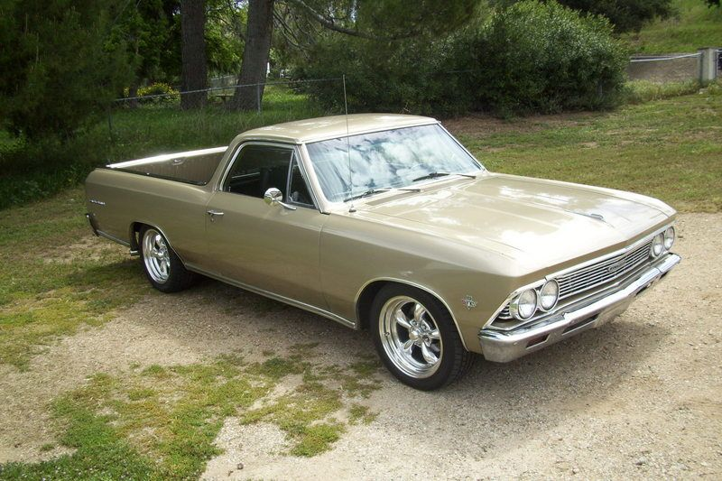 1966 Chevrolet El Camino One Of Our Absolute Favorites Too Bad