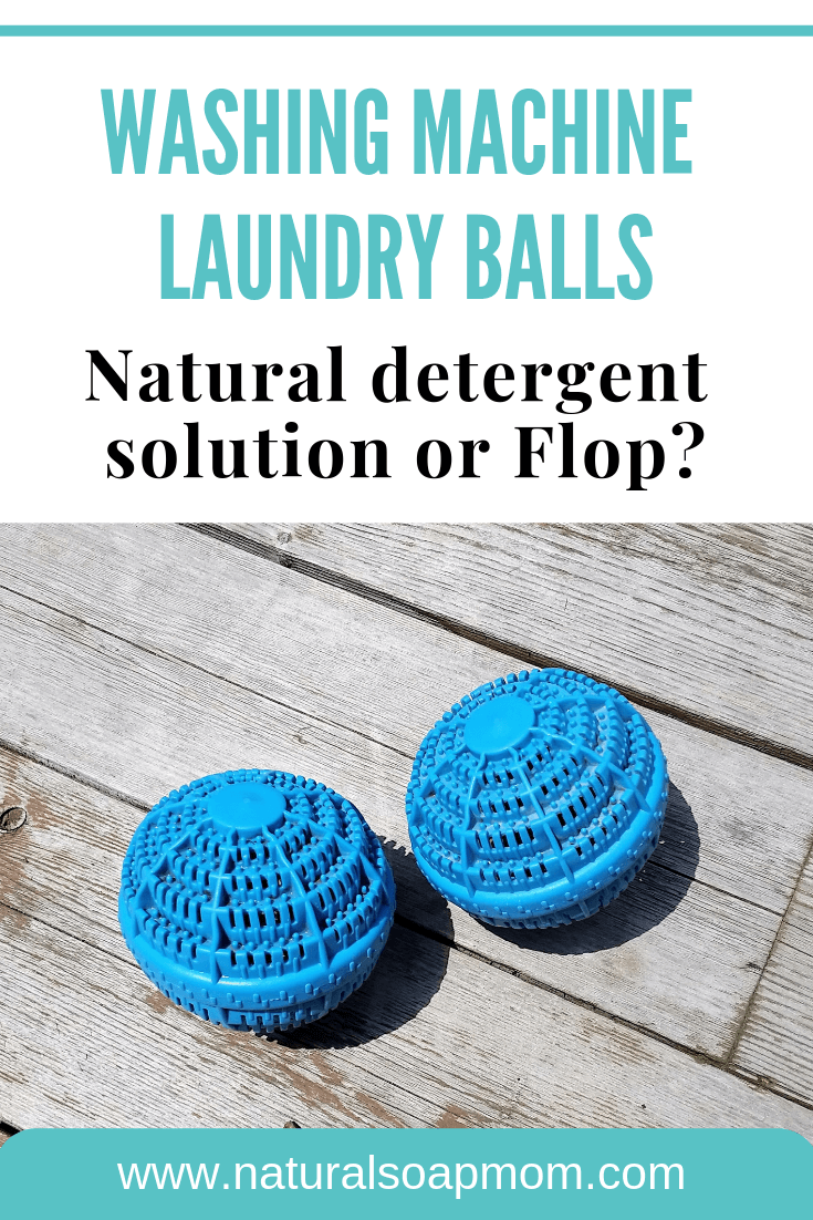 Why I Ditched My Washing Machine Laundry Balls Used Washing
