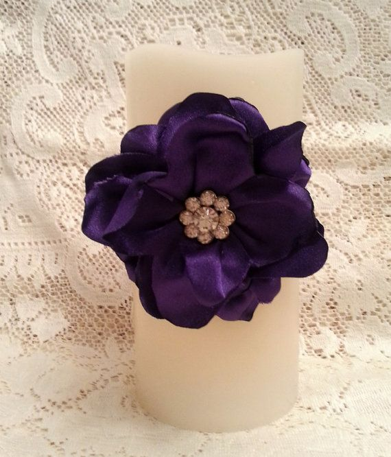 Novel  LED candle with handcrafted by WindOnThePrairie on Etsy, $20.00