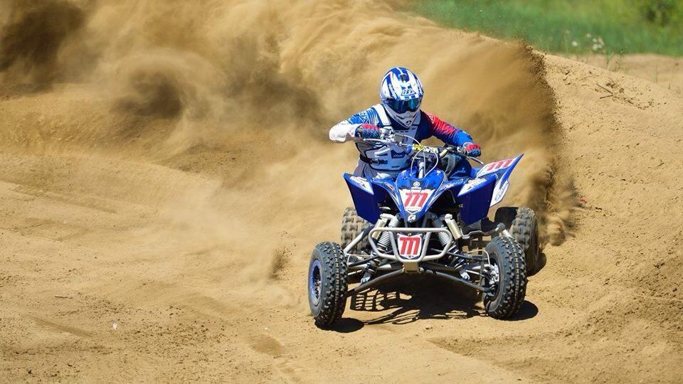 Sick Shot 450 Yfz Yamaha Motocross Atv Quad Fourwheeler