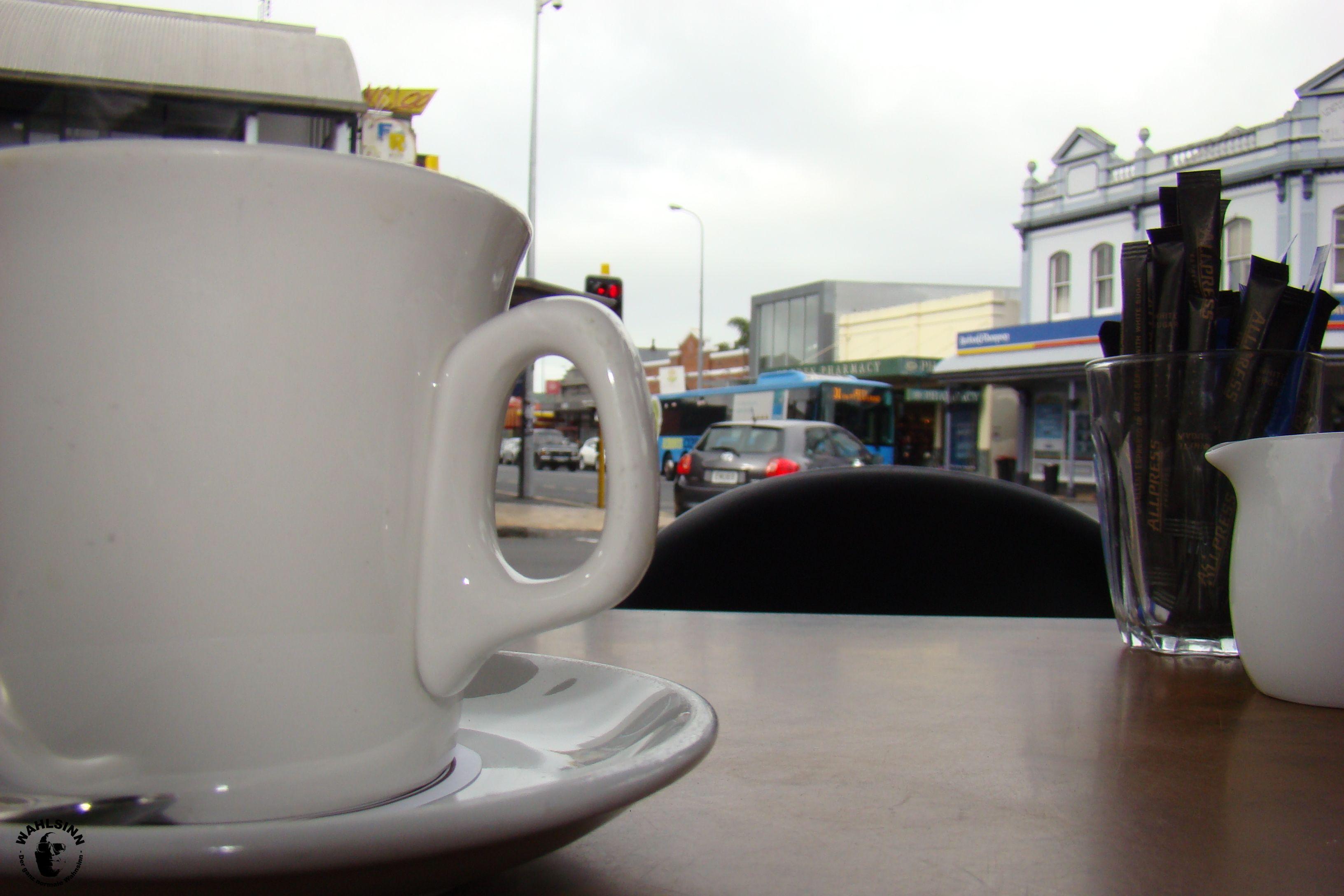 Neuseeland - Frasers Cafe