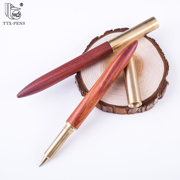 2018 Hot Sale New Design Eco Friendly Promotional Wooden Ballpoint