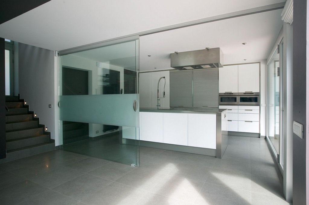 glazen schuifdeur woonkamer - Google zoeken - stalen deuren ...