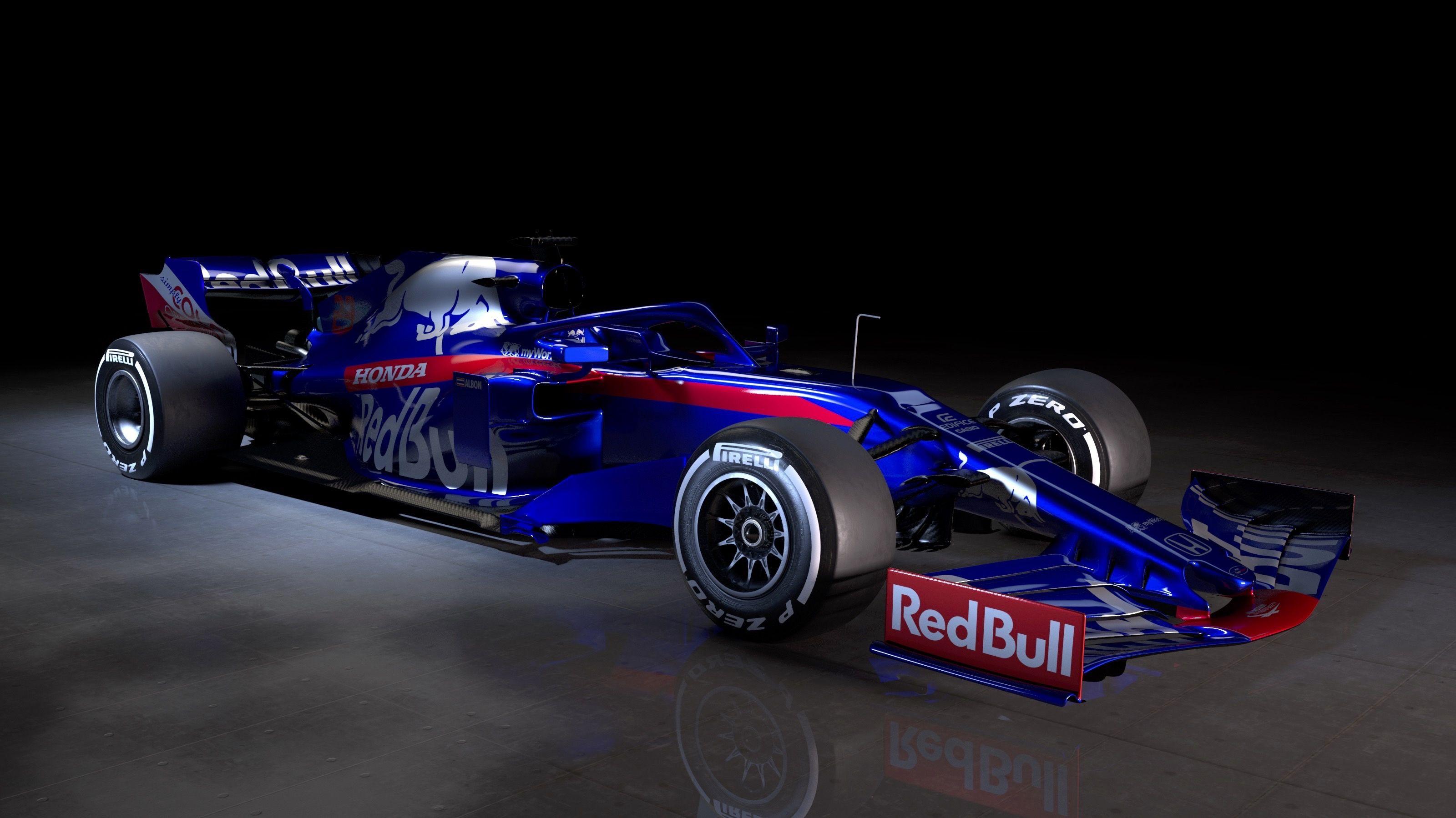 2019 Toro Rosso Str14 F1 Car Launch Pictures F1 Str14 Scuderia Toro Rosso Toro Rosso Racing Race Cars