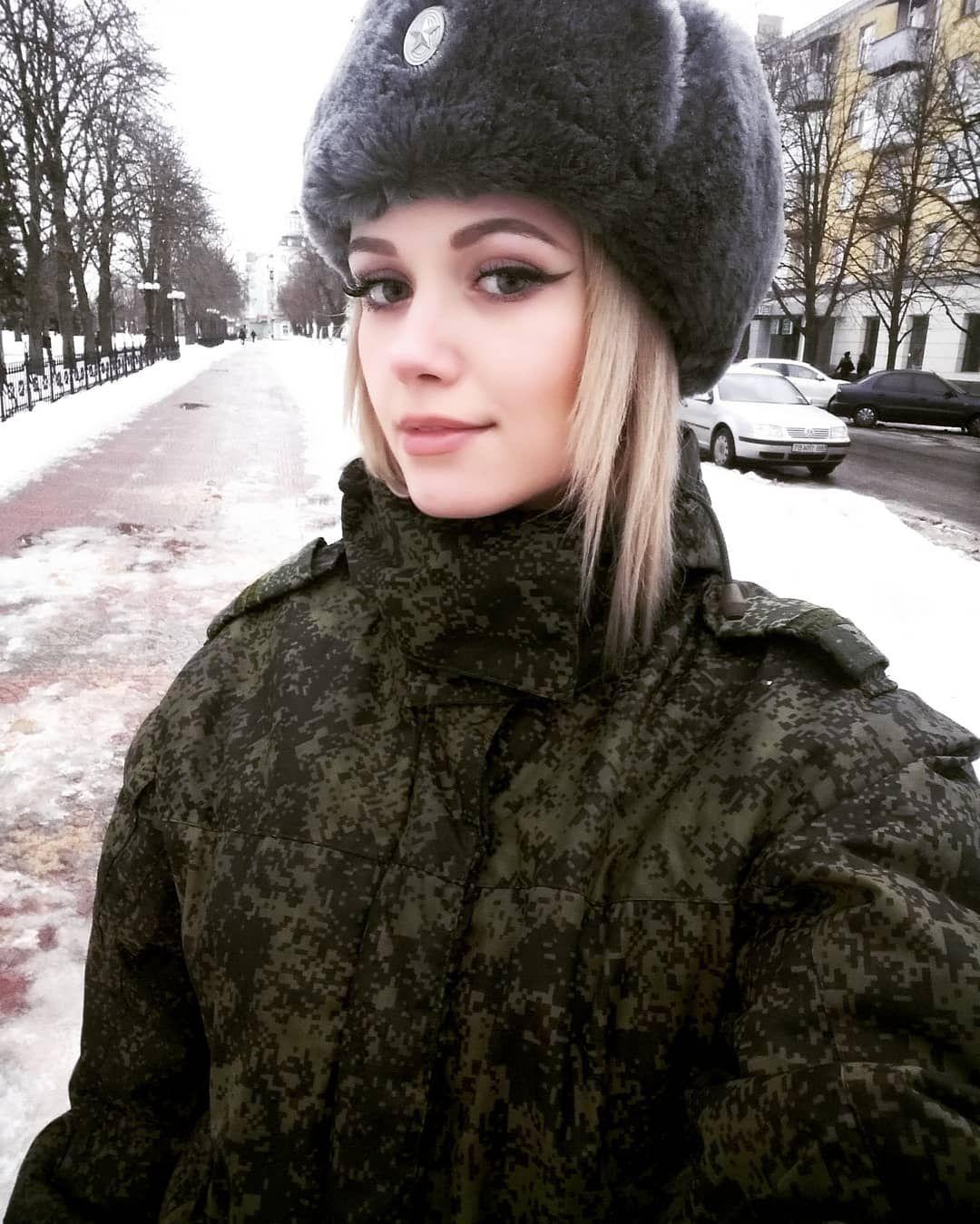 Русские девушки в армии фото — img 15