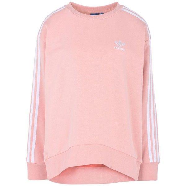 adidas sweatshirt damen crew pink