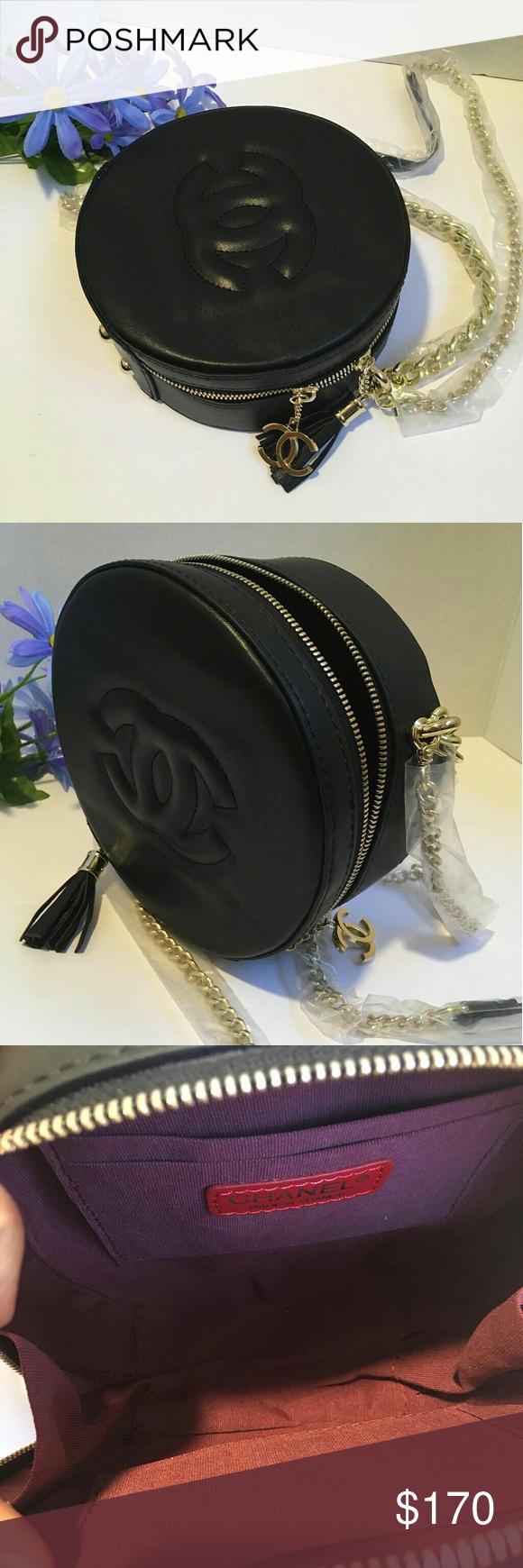 e246ef0c6584d6 Vip gift round bag like new Premium VIP Gift round shoulder bag ,cross body  Chanel