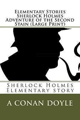 cool Elementary Stories Sherlock Holmes Adventure of the Second Stain (Large... - For Sale View more at http://shipperscentral.com/wp/product/elementary-stories-sherlock-holmes-adventure-of-the-second-stain-large-for-sale/