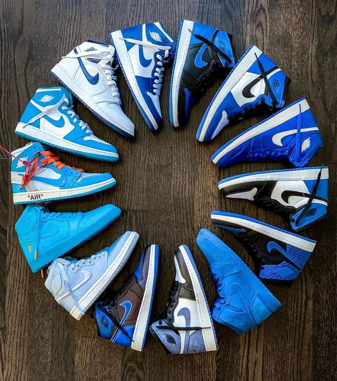 Sneakers nike jordan, Air jordans retro