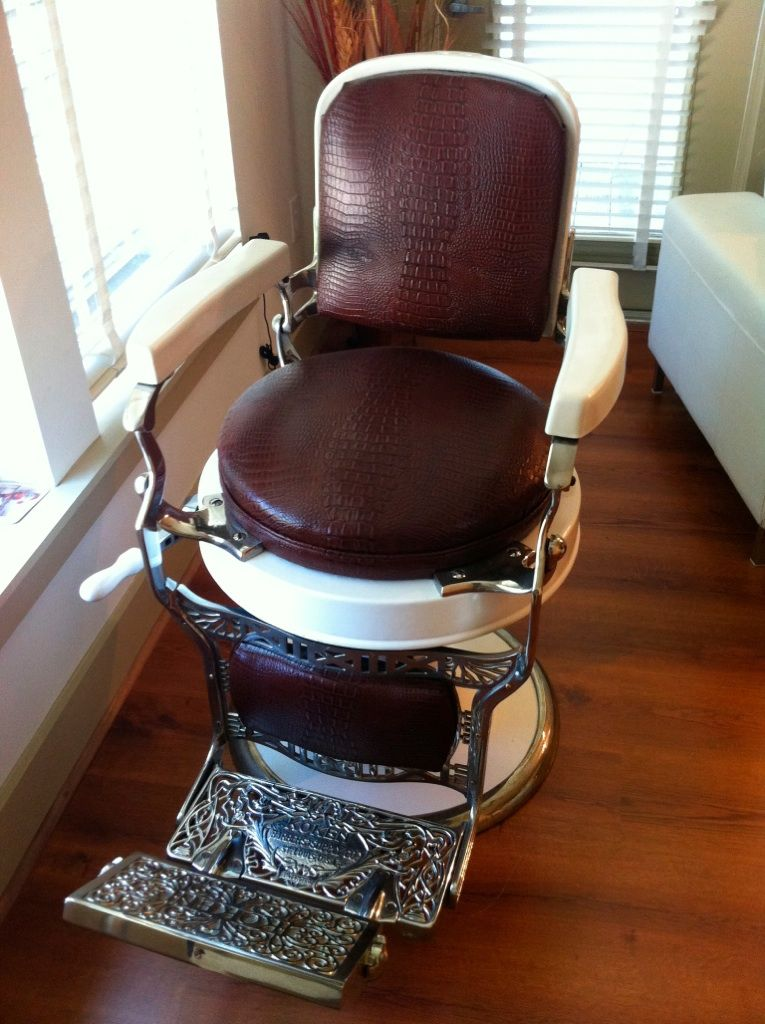 Berninghaus Barber Chairs Of Upholstery Welcome To Custom Antique Chair