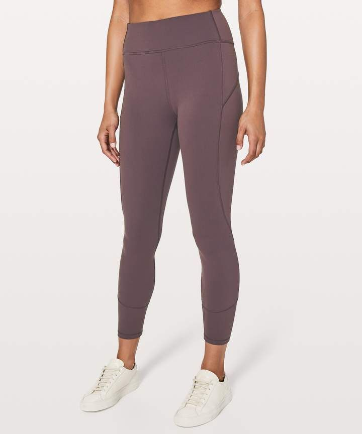 81ff15eb53537 Lululemon In Movement Tight 25 *Everlux | Products | Pants, Yoga ...