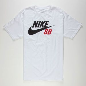 7aef555e0059a5 NIKE SB Icon Mens T-Shirt. NIKE SB Icon Mens T-Shirt Big Kids