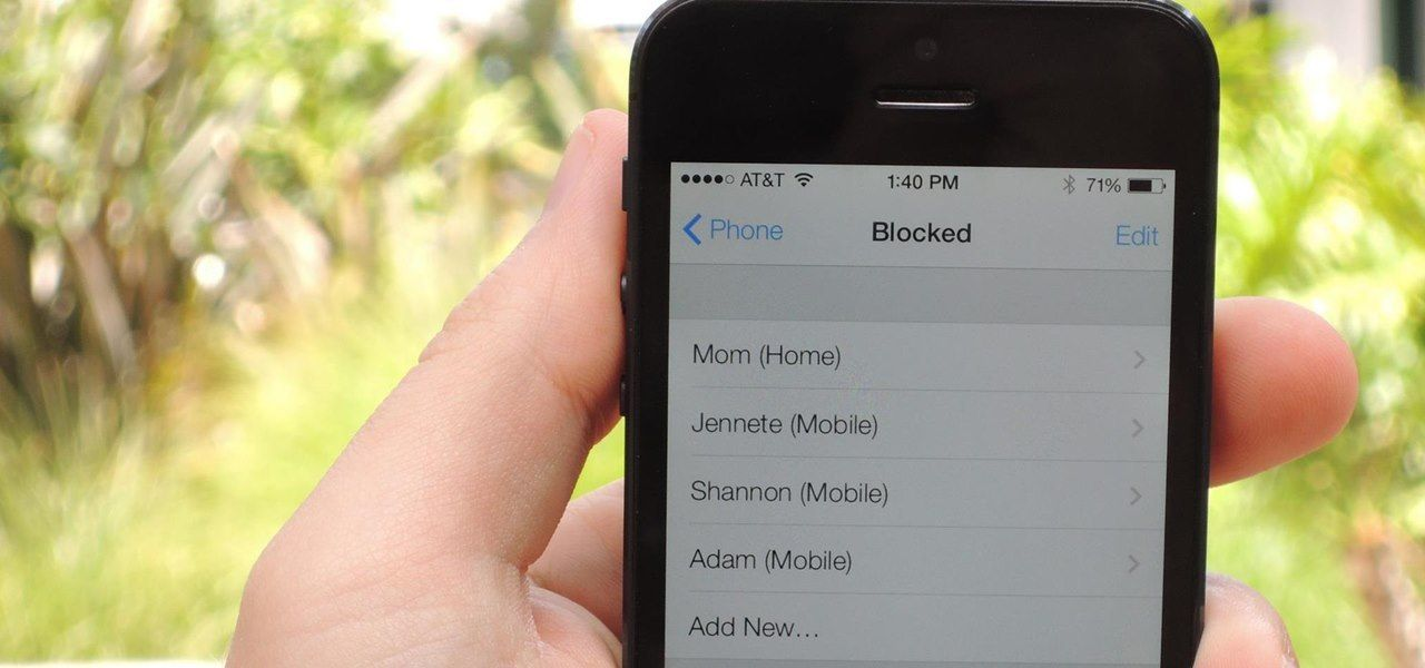 How To Block Text Messages on the iPhone 6S / 6S Plus - spreadsheet app for iphone 6