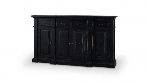 Genoa Sideboard Large Cabinets Sideboards Quick Ship Black Sideboard Mahogany Sideboard Sideboard