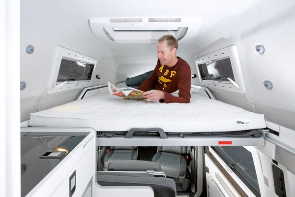 Westfalia Club Joker Und Ford Nugget Ford Transit Gegen Vw T5 Promobil