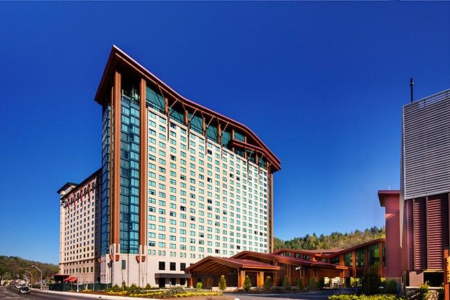 Cherokee casino resort ok litle creek casino