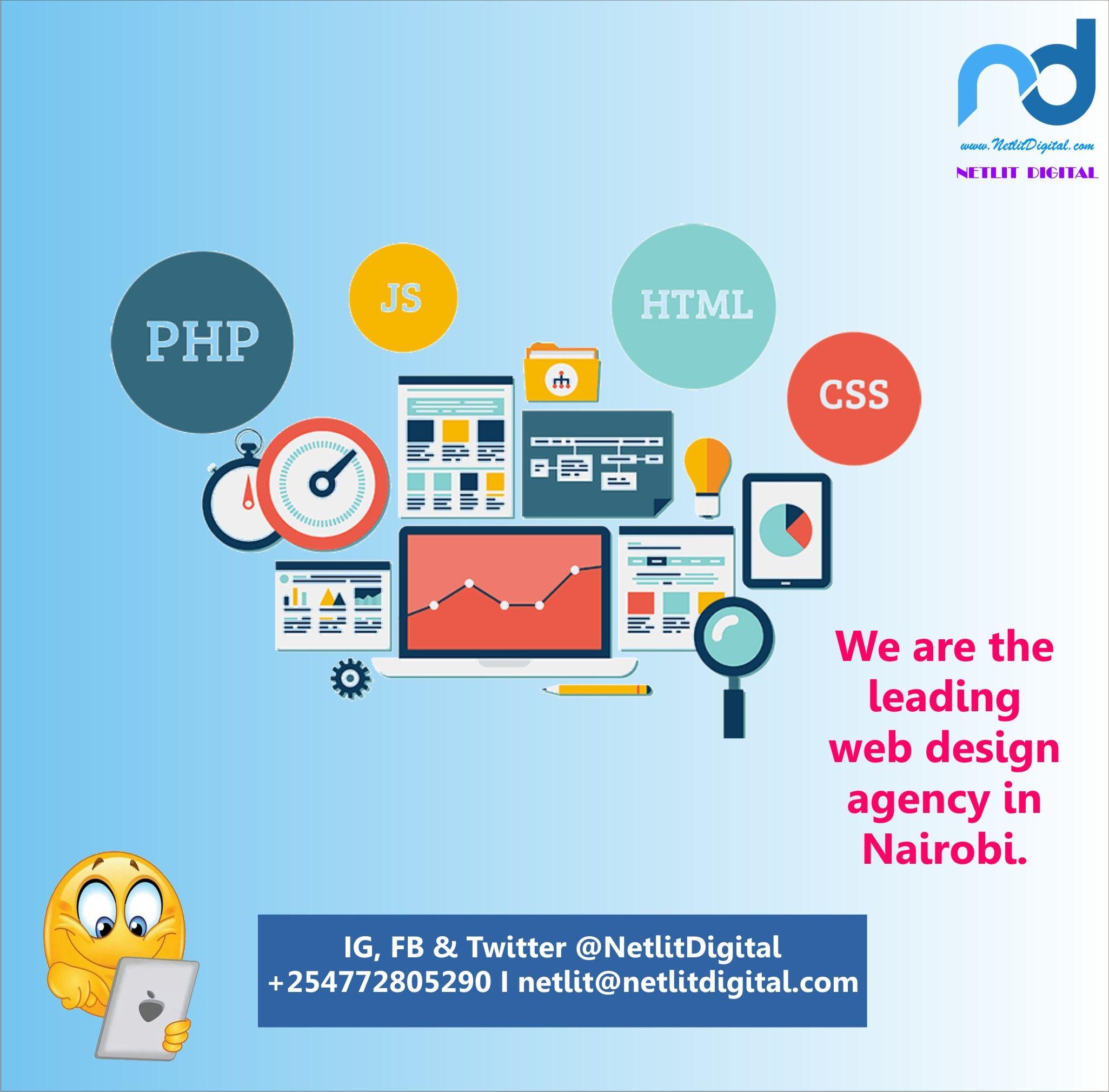 Top Website Design In Nairobi Kenya Web Design Web Design Agency Affordable Web Design