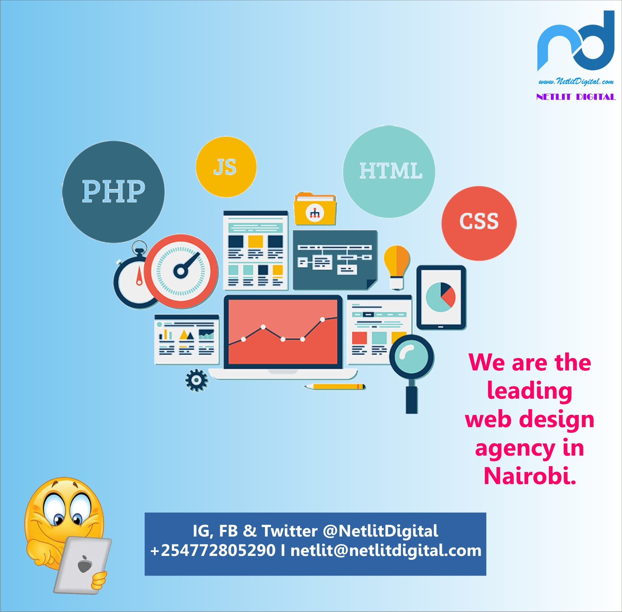 Top Website Design In Nairobi Kenya Web Design Web Layout Design Web Development Design
