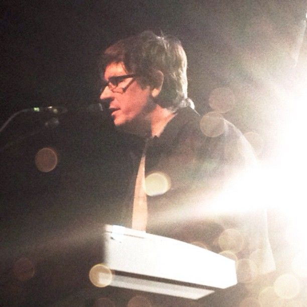 John Darnielle of The Mt. Goats
