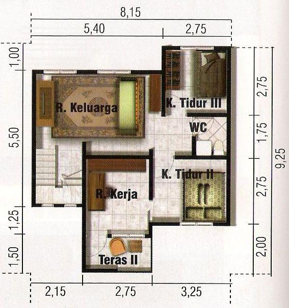 Plano ss2 da pinterest planos de casas minimalistas for Vivienda minimalista planos