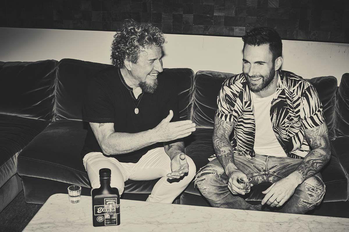 Adam Levine And Sammy Hagar Team Up To Launch The World S First Mezquila Sammy Hagar Adam Levine Van Halen