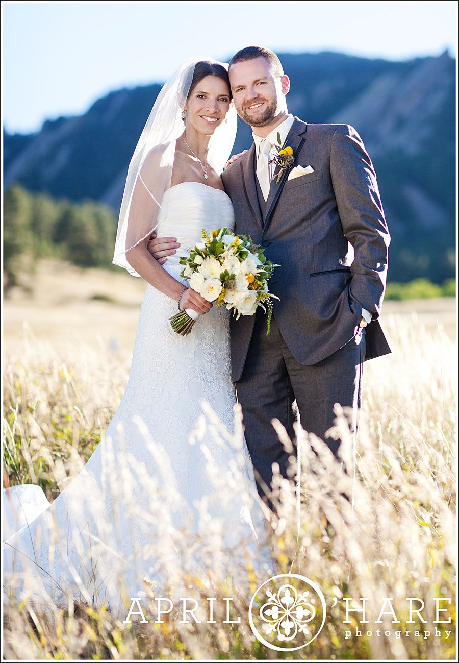 Autumn Wedding at Chautauqua Dining Hall in Boulder ...