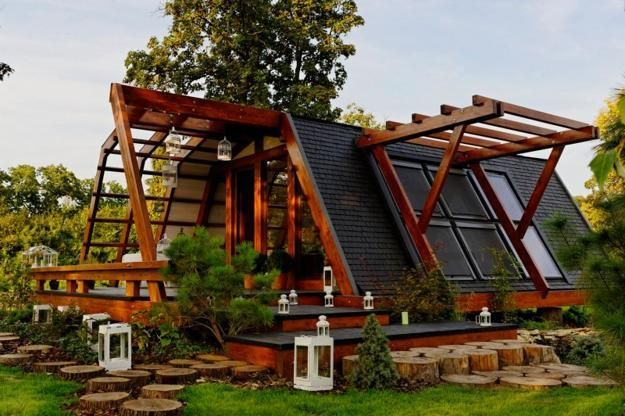 eco friendly houses for green living more more - Eco Friendly Homes Designs