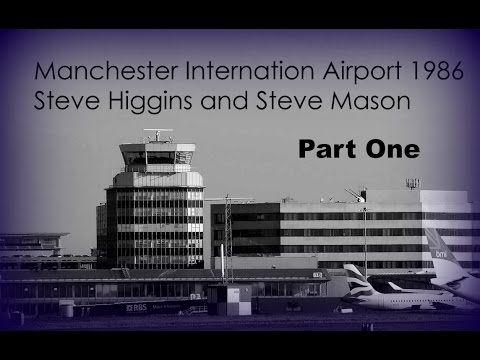 Manchester International Airport 1986 (Part 1) - YouTube