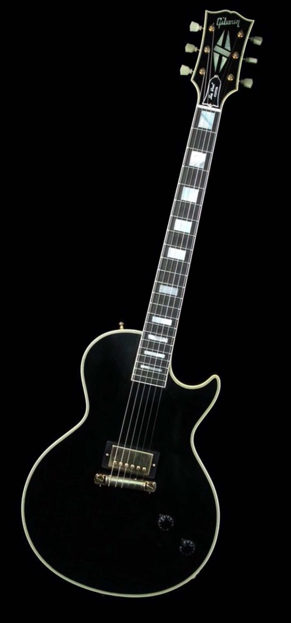 Gibson Custom Shop Limited 57 Single Pickup Les Paul Custom Vos