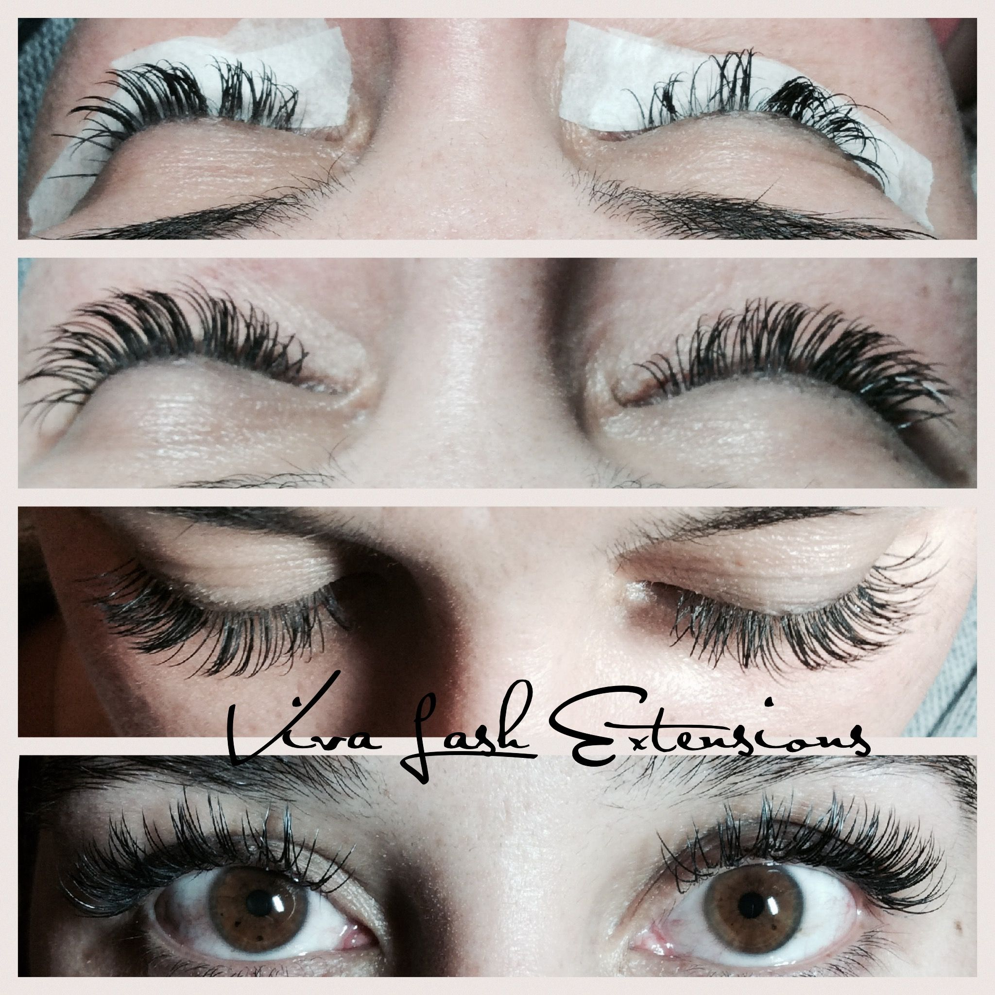 4fb7f89d539 Join the lash club. I love how natural these classic lashes look 11mm c curl