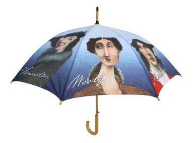 Women Writers II Umbrella