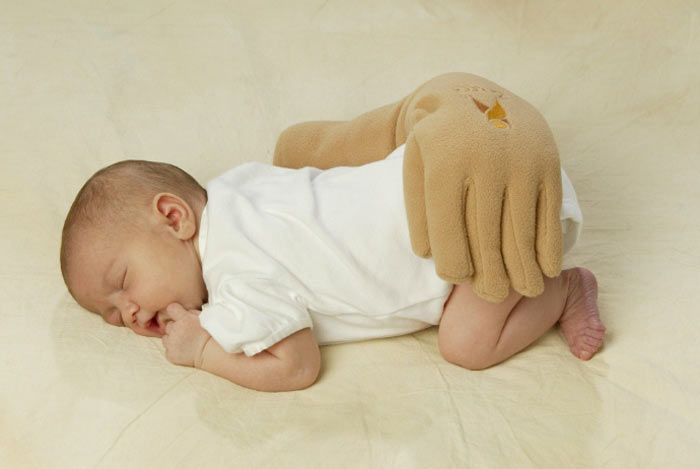 Zaky Hand Pillow Your Baby Is In Good Hands Baby