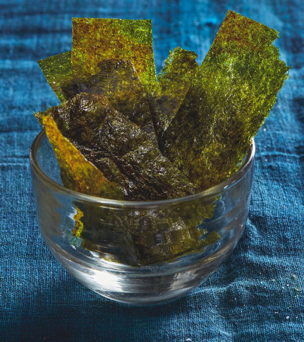 Nori Chips — Mark Bittman