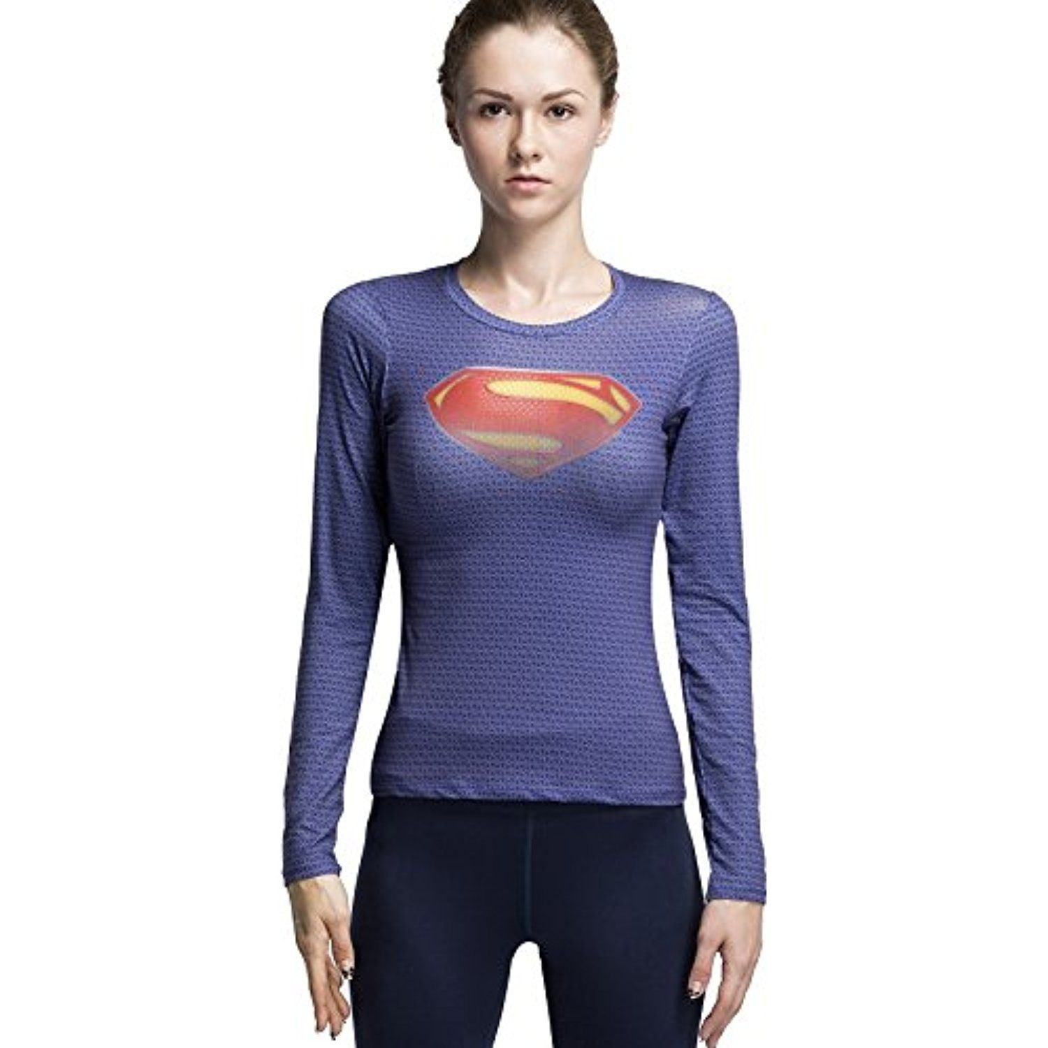 b81144c5e83 Red Plume Women s Compression Tights Tee
