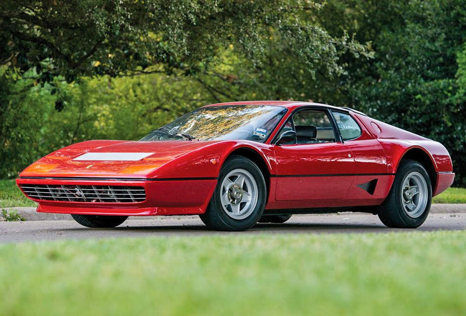 The 10 Greatest Supercars Of The 1970s