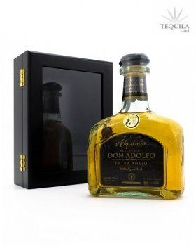 Alquimia Tequila Extra Anejo - Tequila Reviews at TEQUILA.net
