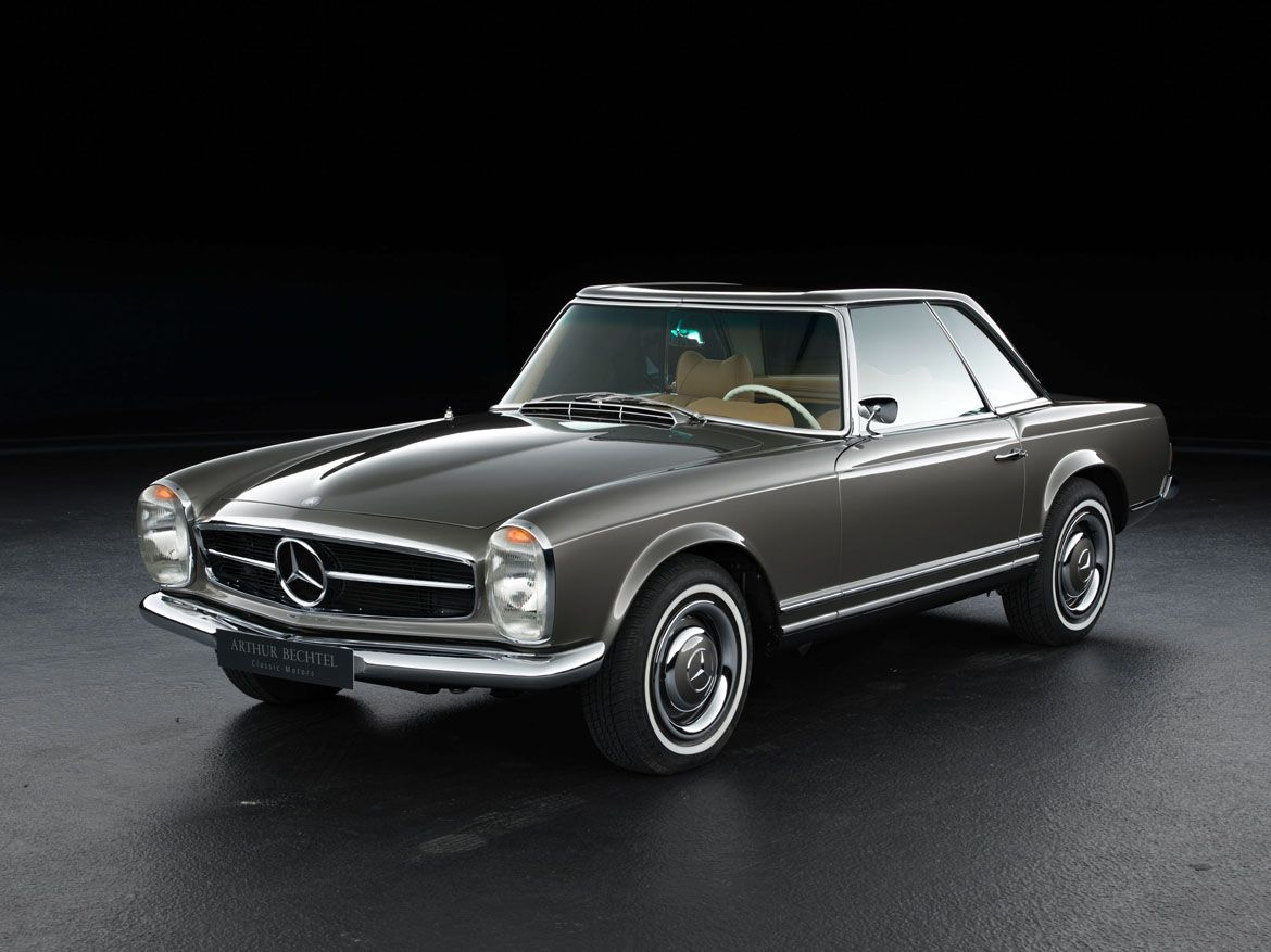1967 mercedes benz sl pagode 230 sl pagode cars. Black Bedroom Furniture Sets. Home Design Ideas