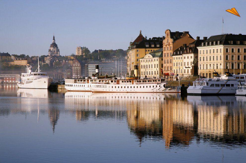 Estocolmo, Suecia.